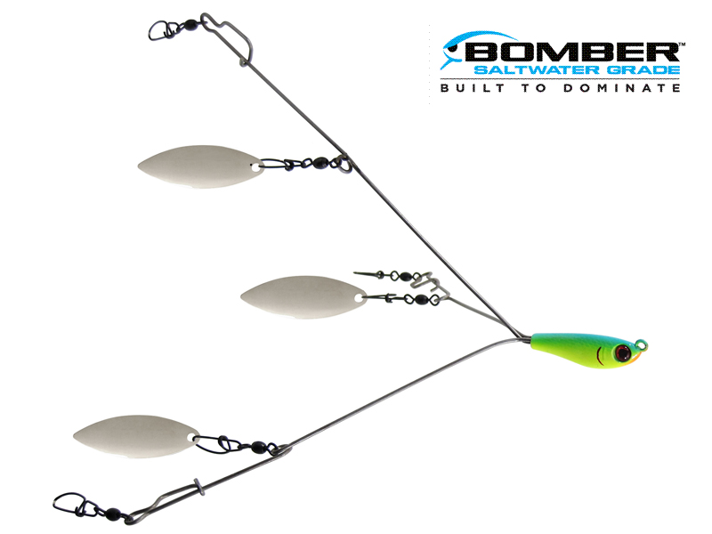 Bomber 3 Way Flash (Citrus Shad)