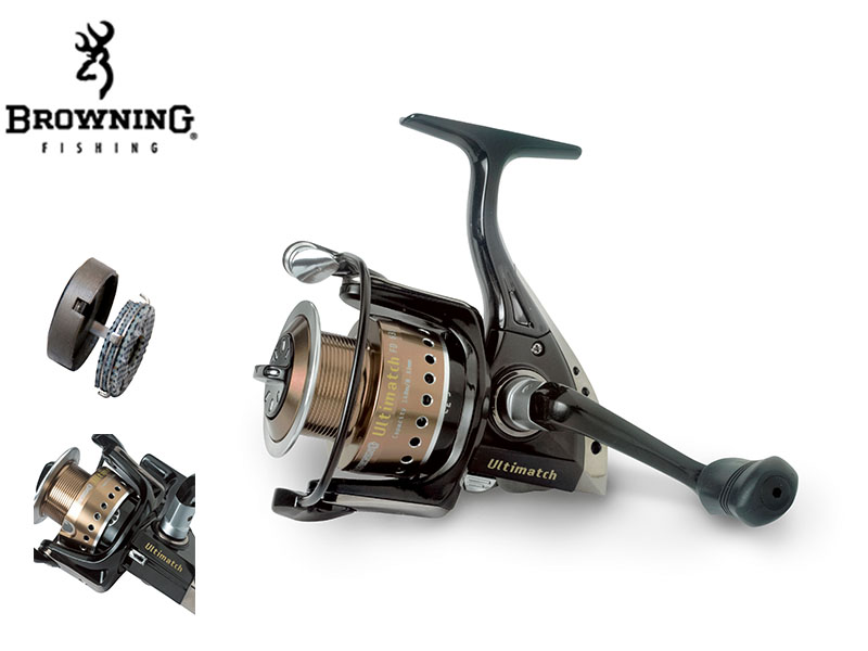 Browning Ultimatch Competition Reel FD 625 [BROW0254025
