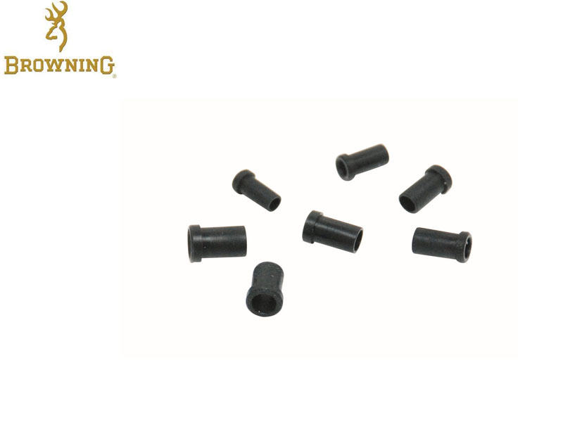 Browning Xitan pure BLACK PTFE internal pole bushes (Inner &#8960/mm: 3.60mm, 2pcs)