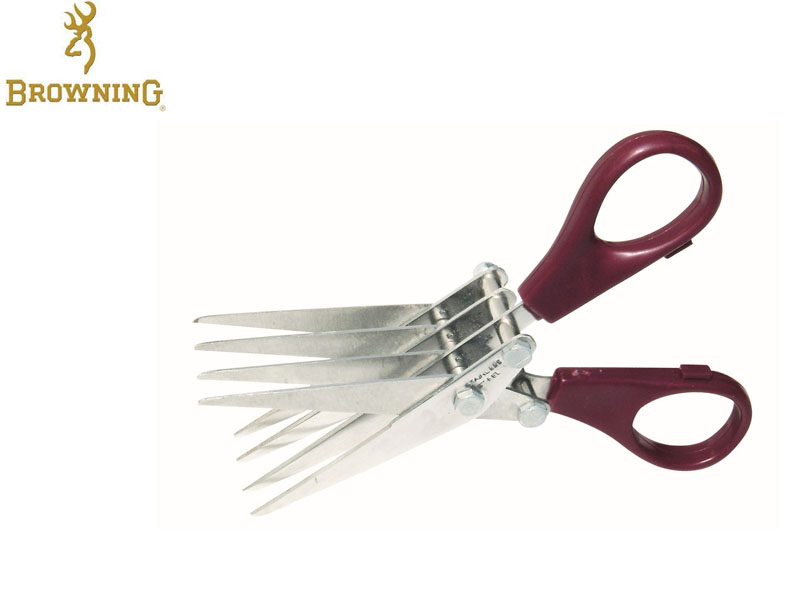 Browning 4 Blade Worm Scissors