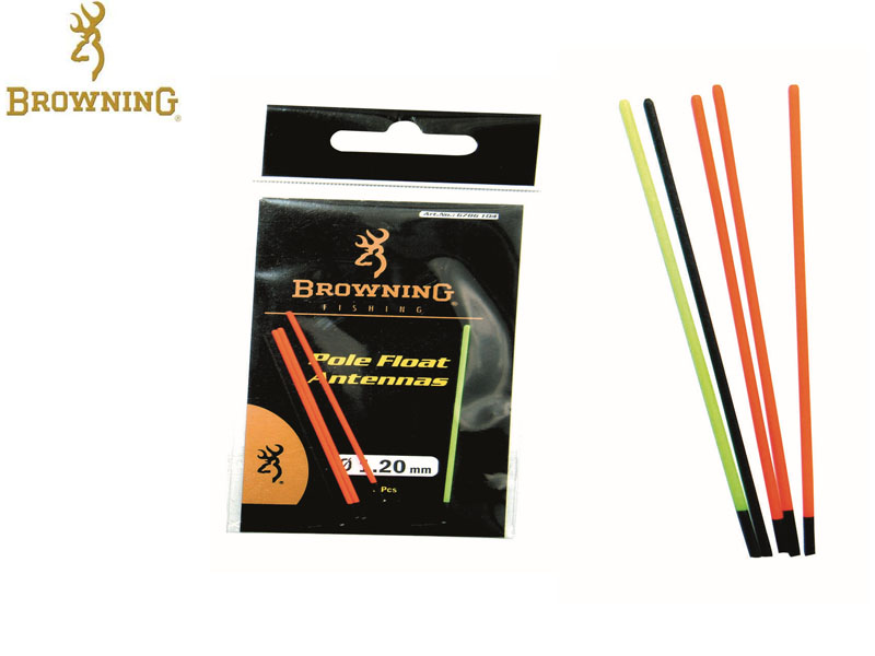 Browning Pole floats with interchangeable tips (Length: 0.7mm, 5pcs)