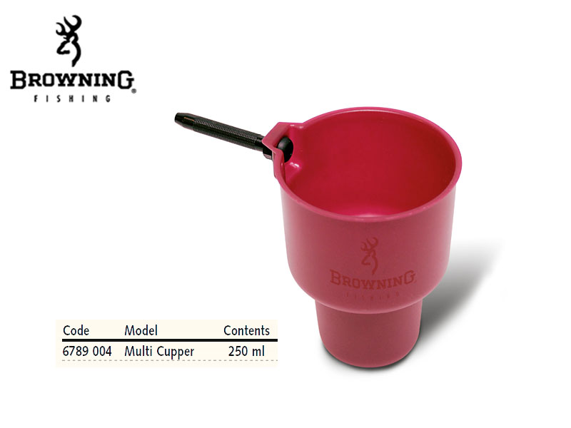 Browning Pole Multi Cupper ( Contents:250 ml)