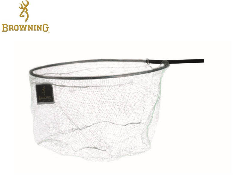Browning Landing Net Head Magic Monyl L (Size: 45 x 55cm)