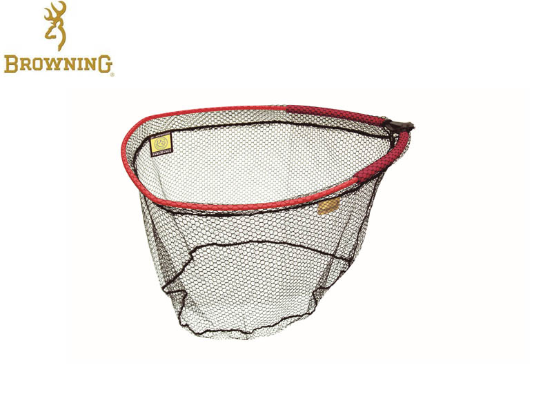 Browning Landing Net Head Power Carp L (Size: 60 x 50 x 26cm)