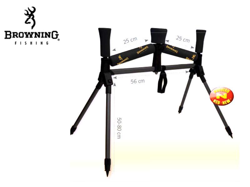Browning #16 Feeder Method Vorfachhaken mit Pellet-Band Bronze 6lbs,2,8kg /Ø0,18mm 10cm 8St/ück,