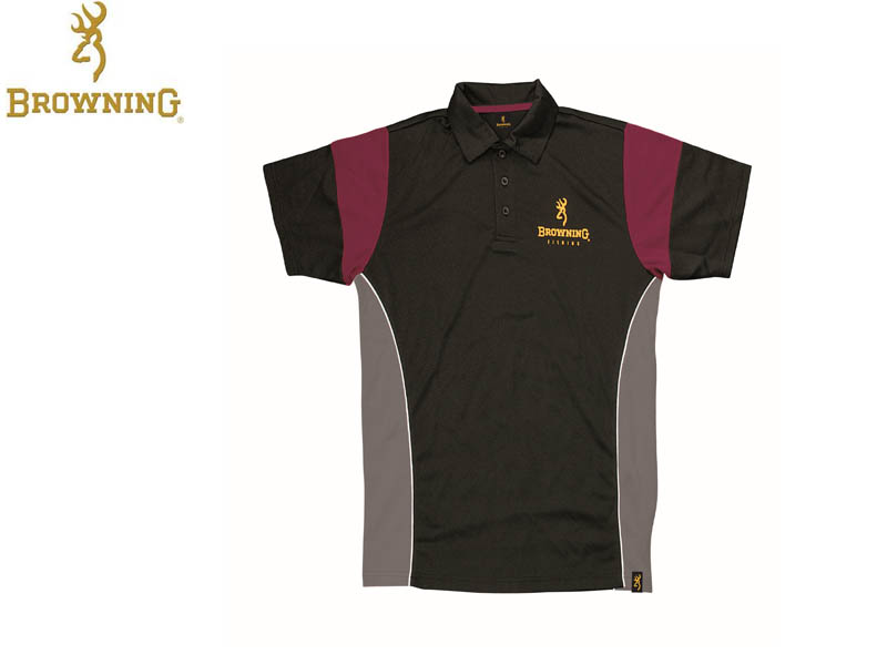 Browning Polo Shirt (Size: M)