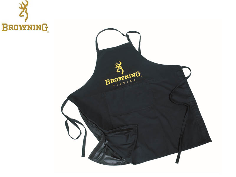 Browning Apron (80% Cotton, 20% Polyester)