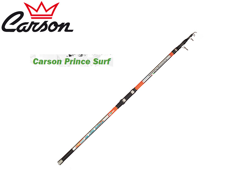 Carson Prince Surf (3.90m, Action: 80-150gr)