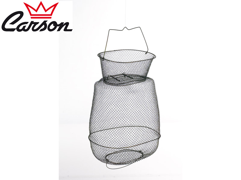 Carson Wire Basket Metal Oval ( &#8960: 35cm, Jercey: 7)