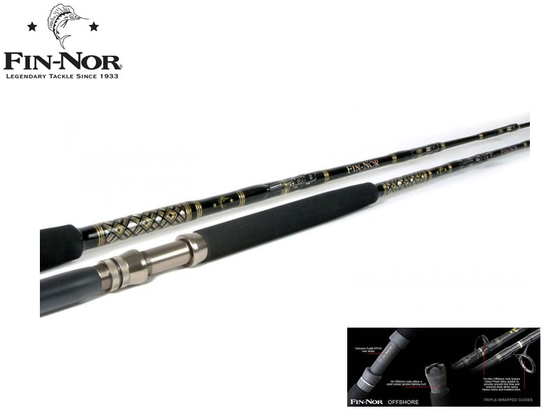 Fin-Nor FNC7030-7 Offshore® Rod (2.13m, Casting)