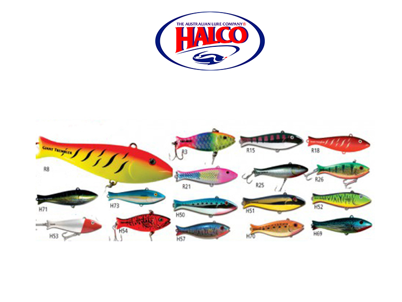 Halco Giant Trembler 180 (178mm, 125gr, Color: R3)
