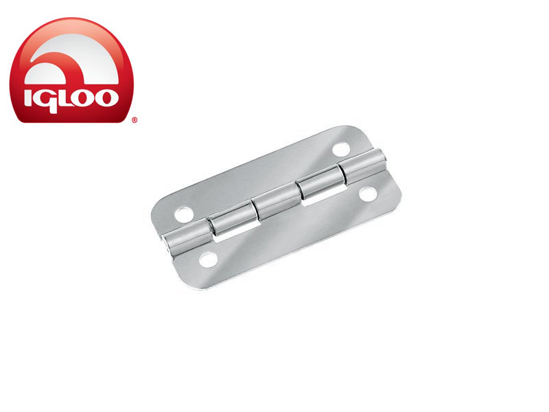 Igloo Hinges Stainless Steel - Pair