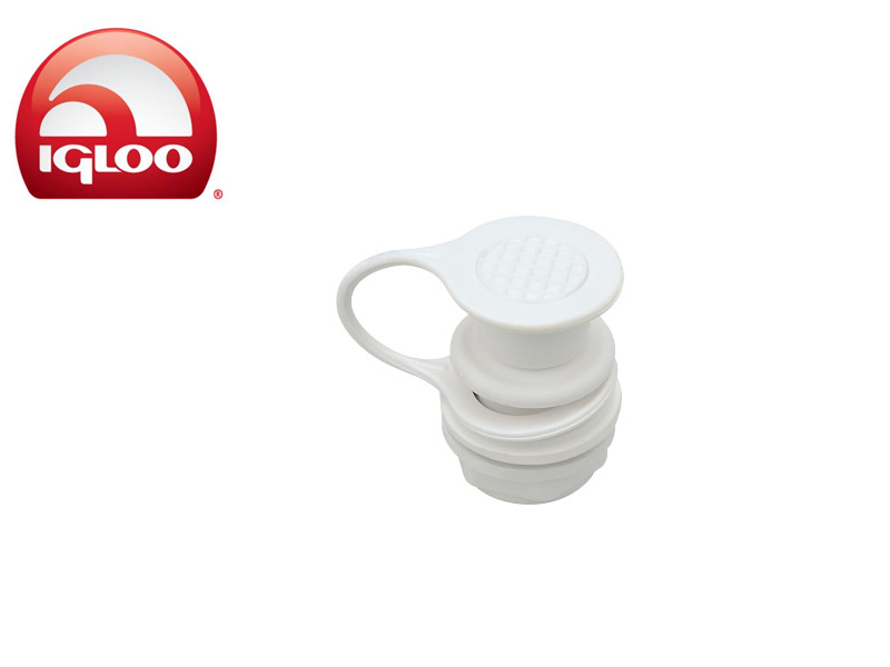 Igloo Drain Plug Non-Threaded Triple-Snap - 25-70 Quart Size
