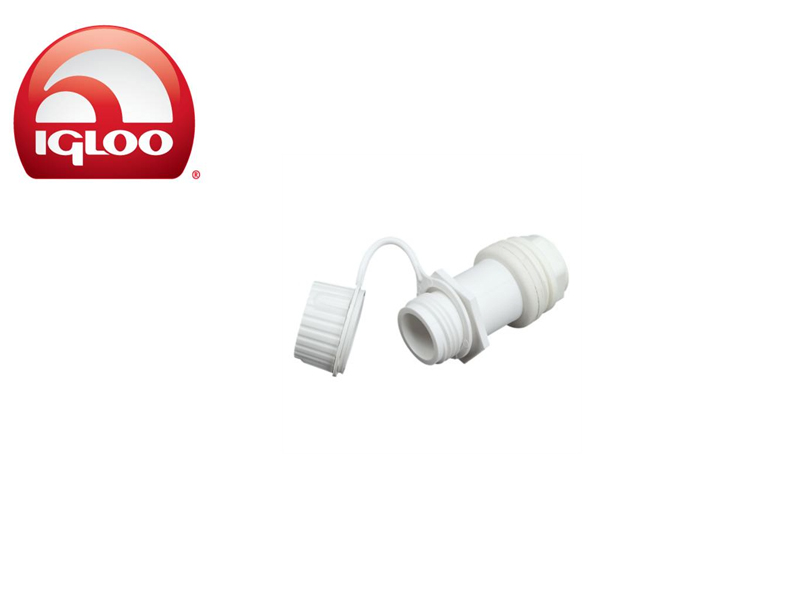 Igloo Drain Plug Threaded - 50-165 Quart Size