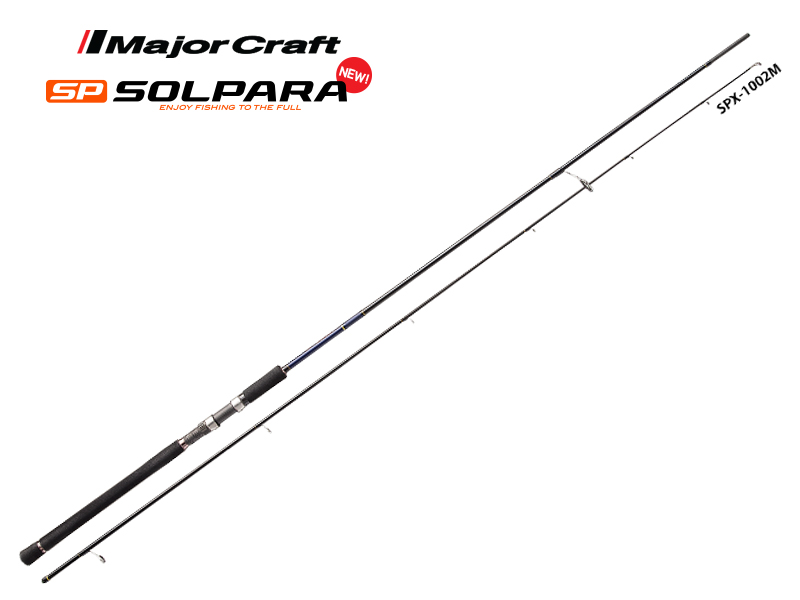 Major Craft New SP Solpara Seabass SPX-902L (Length: 2.74mt, Lure: 7-23gr)