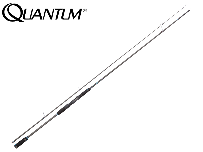 Quantum Iron Spin (Length: 2,45 m, C.W: 24 gr, Weight: 132 g, Action: semi parabolic)