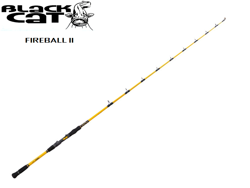 Black Cat Fireball II (Length: 2,00m, C.W.: 180-280g)