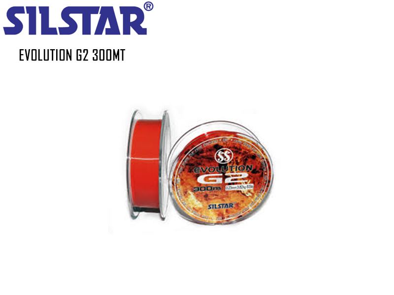 Silstar Evolution G2 (Size: 0.23, Strength: 3.82kg, Length: 300mt)