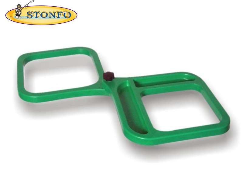 Stonfo Folding Bait Tray Two Divisions