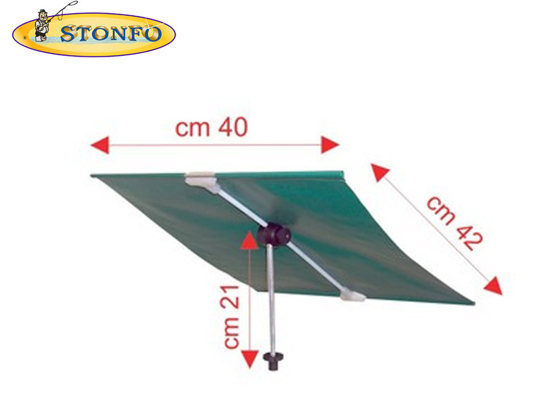 Stonfo Bait Tent Small Size ( Pack: 1pcs)