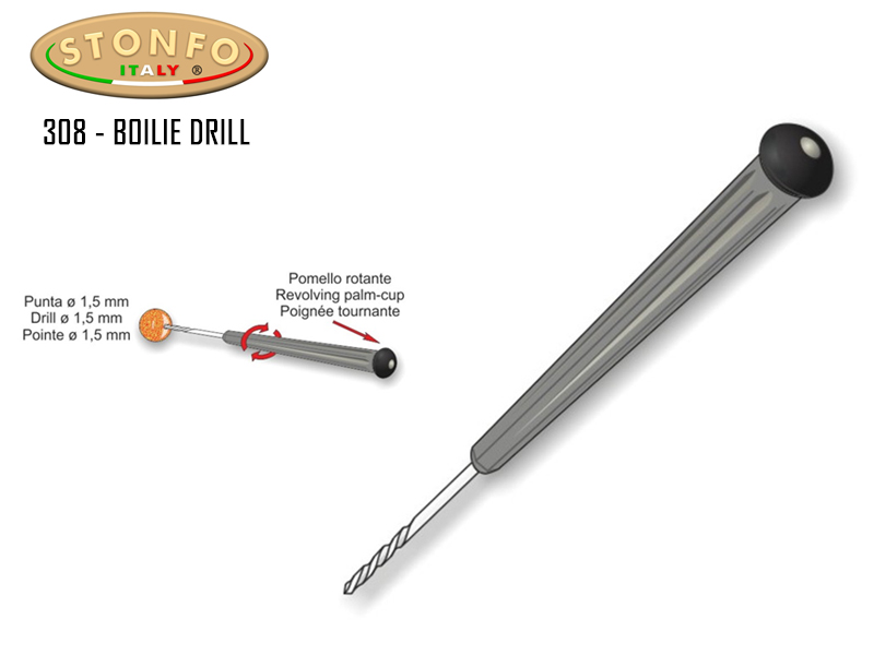 Stonfo 308 - Boilie Drill