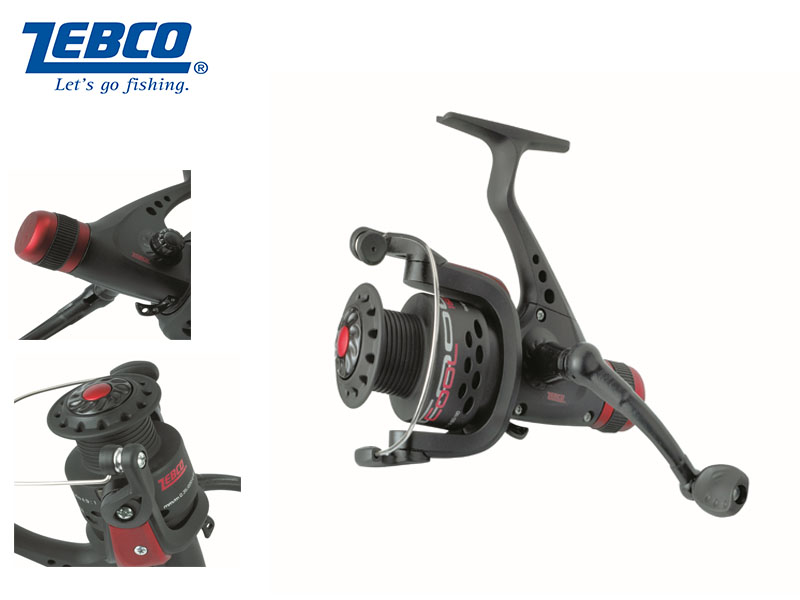 Zebco Cool CS 130 RD Reel (1BB)