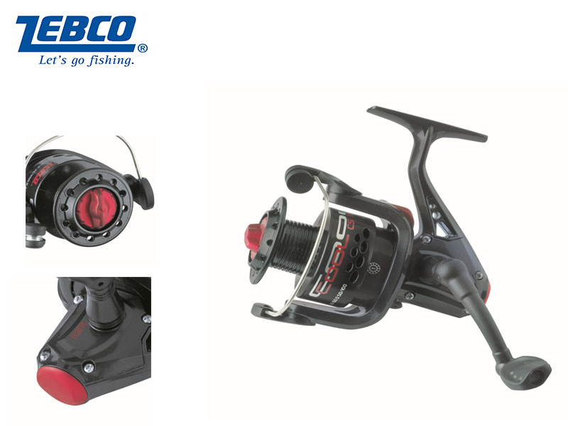 Zebco Cool CS 130 FD Reel (1BB)