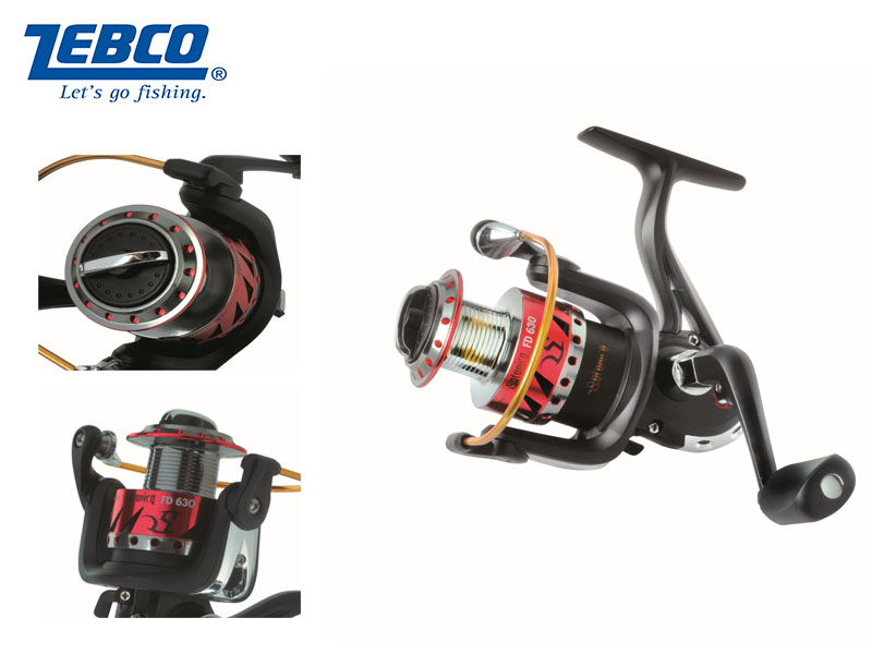 Zebco Satanical FD30 Reel (6BB)