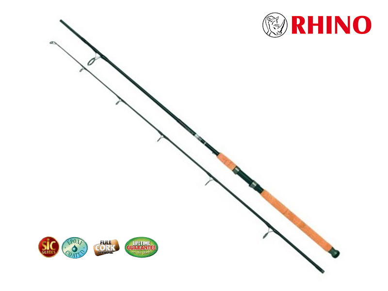Rhino spinning rods 24tackle fishing tackle online store for Rhino fishing rod