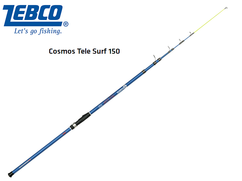 Zebco Smart Surf Motion (Length: 4.20m, Sections: 4, C.W.: 120-150g, Tr.-Length: 1,49m, Weight: 450gr)