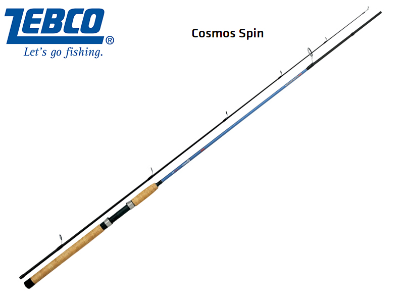 Zebco Cosmos Spin 20 (Length: 2.45mt, CW: 20 g, Weight: 188 g)