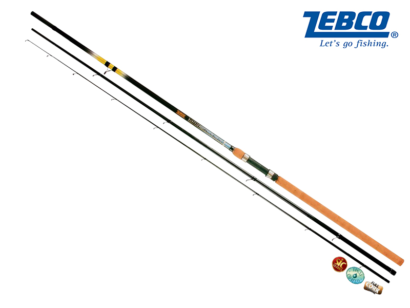Zebco Topic Match Rods (3.90m, 12g)