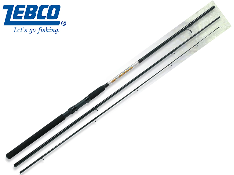 Zebco Cool Match Rods (Length: 3.60m, CW: 12g, Weight: 370 g)