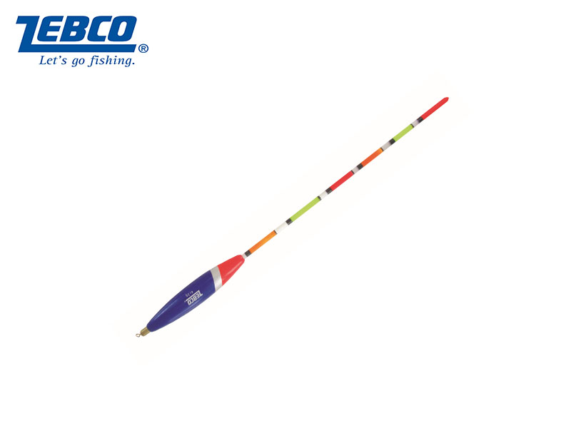 Zebco Waggler, loaded (10+2g)