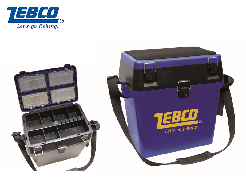Zebco Seat boxes : 24Tackle, Fishing Tackle Online Store