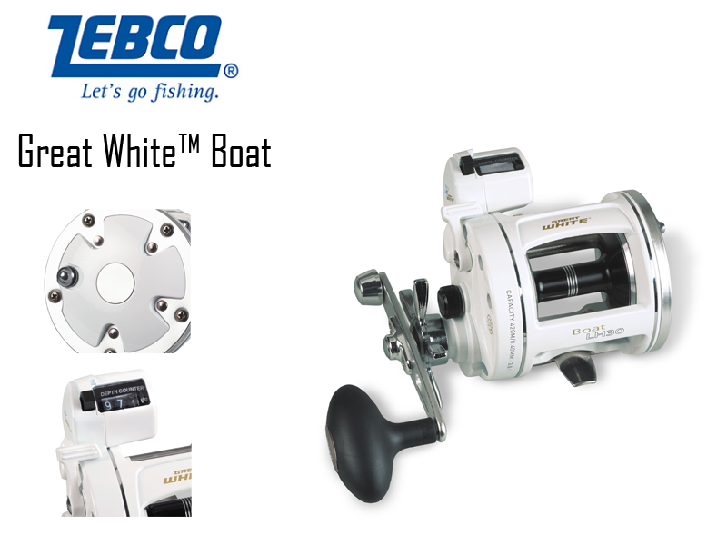 Zebco Great White Boat LH30