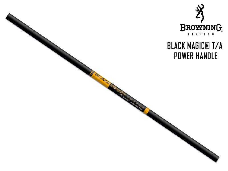 Browning Black Magic¨ T/A Power Handle ( Length: 3.30mt, Weight: 290gr, Tr-Length: 1.24mt)