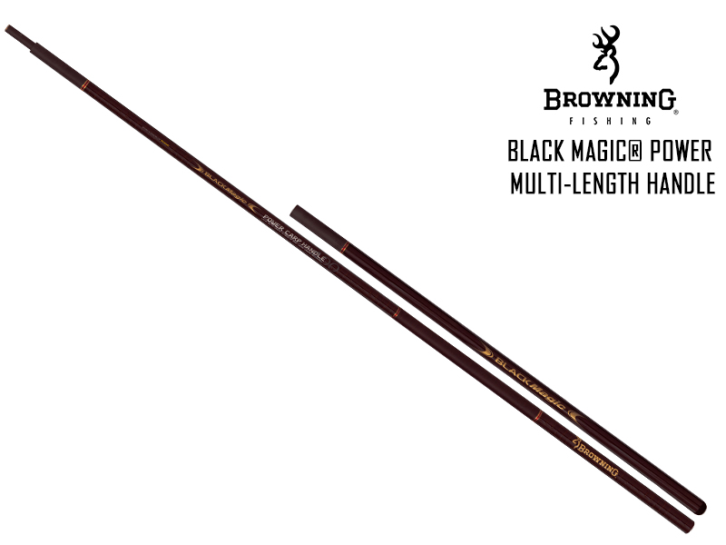 Browning Black Magic¨ Ultra Power Handle ( Length: 4.00mt, Weight: 540gr, Tr-Length: 1.50mt)