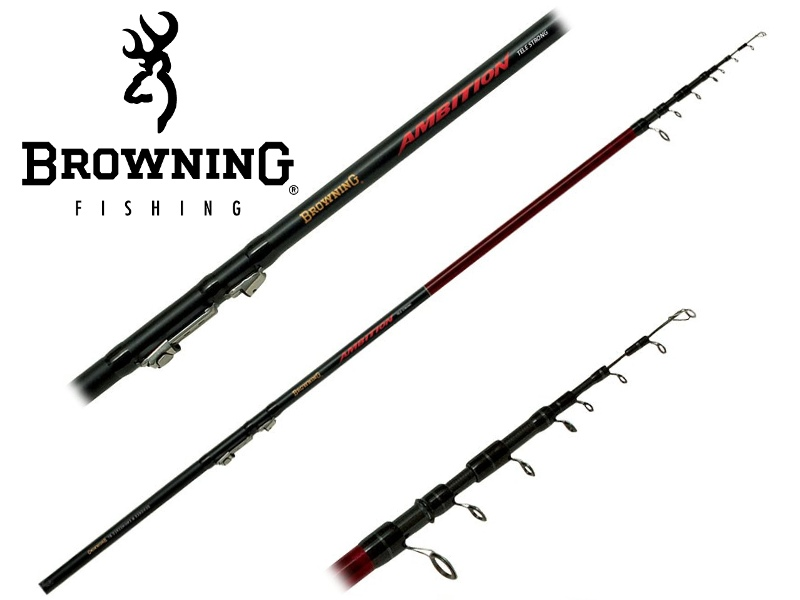 Browning Ambition Tele Strong (4.20m, Max. 30g)