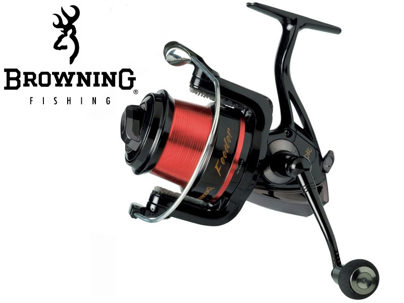 Browning long casting distance reels 24tackle fishing for Browning fishing reels