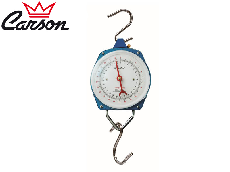 Carson Spring Scale (Model: Catfish, Max: 200kg, Intervall: 1000g)