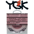 YGK Harris Special Fluorocarbon Pink 100m