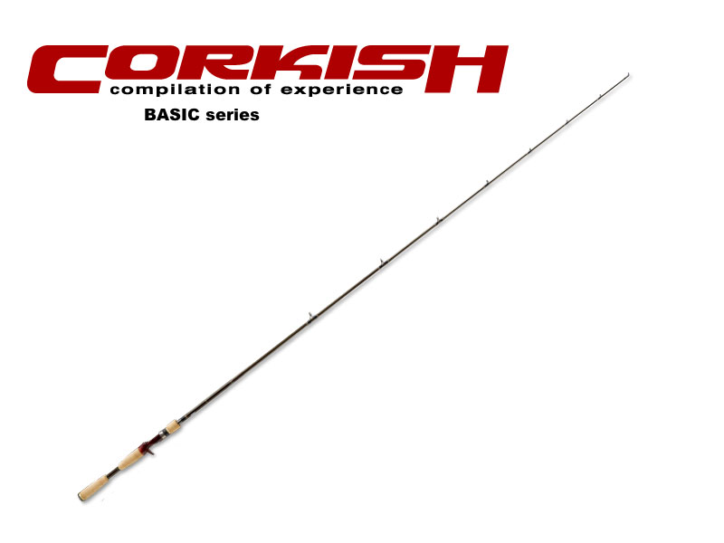 MajorCraft Corkish Baitcasting CKC-702MH (2.13mt, 1/4 - 1 oz)