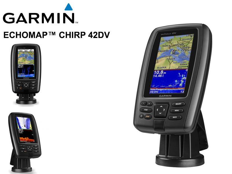 Garmin echoMAP� CHIRP 42dv Transducer Version