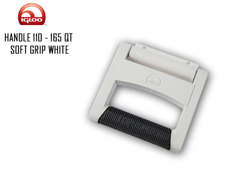Igloo Handle Soft Grip ( Size: 110-165 QT, Color: White)