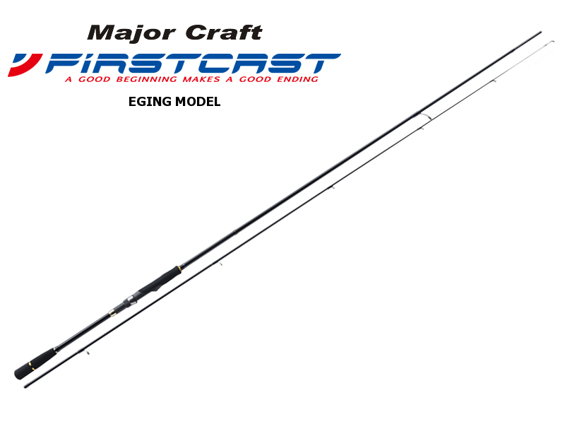 Major Craft First Cast Eging Model FCS-802EL (Length: 2.44mt, Egi: 2.0-3.5)
