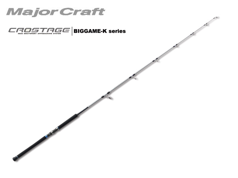 MajorCraft Crostage BIGGAME-K CRC-710MH (Length: 2.16mt, Lure(g):25-80)