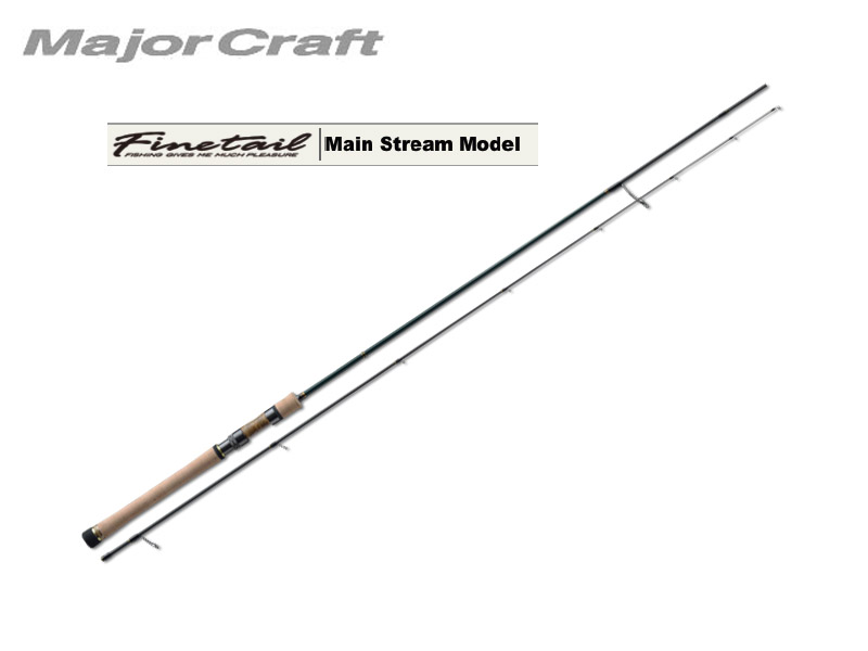 MajorCraft Finetail Main Stream FTS-822MH (Length: 2.50mt, Lure: 5-18g)