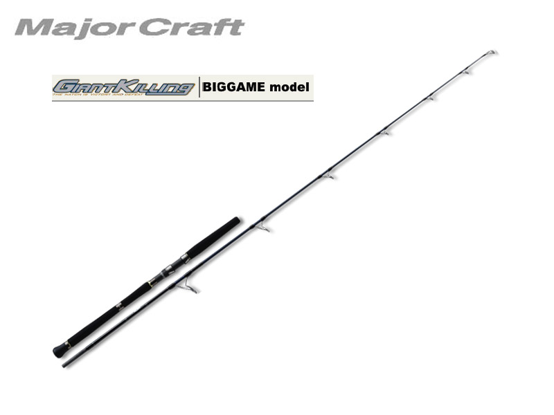 MajorCraft Giant Killing BIGGAME GKC-84TUNA(GRC) (Length: 2.56mt, Lure: MAX100g)