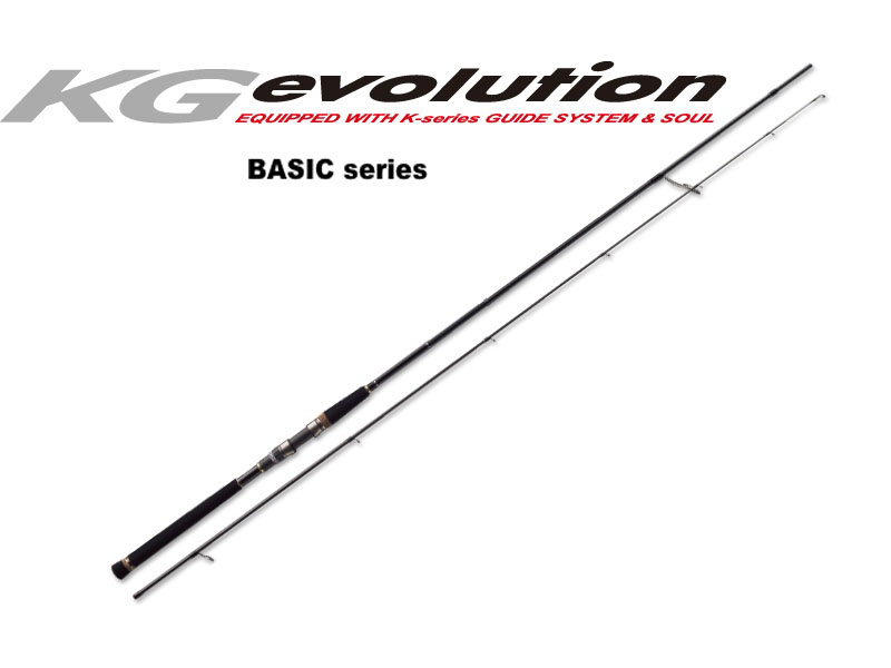 MajorCraft KG Evolution Basic Sea Bass Basic Series KGS-1002M (Length: 3.05mt, Lure: 15-42gr)